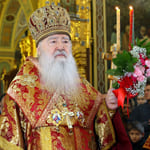 Митрополит Ювеналий Крутицкий и Коломенский