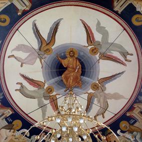 Завершение капитального ремонта в Никольском храме д.Макарово