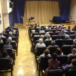 Лекция 16 марта 2014 года «Ленинские, сталинские и хрущевские гонения на Церковь. Церковный ответ на гонения.»