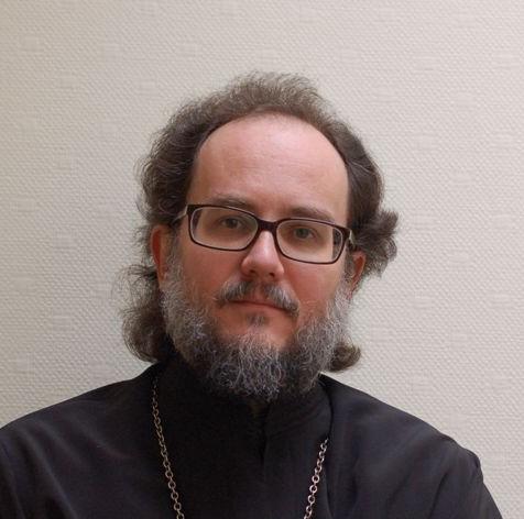 Священник Александр Мазырин