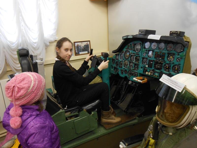 Поездка в город Жуковский