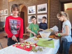 Пасхальный семейный фестиваль в Макарово