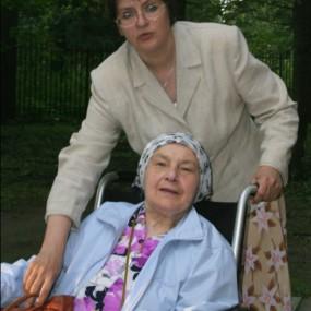 Антонина Котегова, 74 года