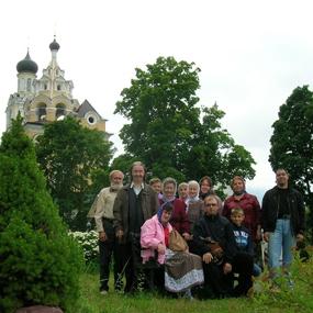 Поездка в Благовещенский монастырь в г.Киржач