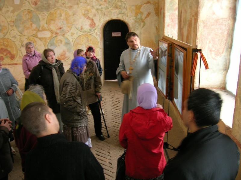 Поездка общества «Милосердие» в Ростов