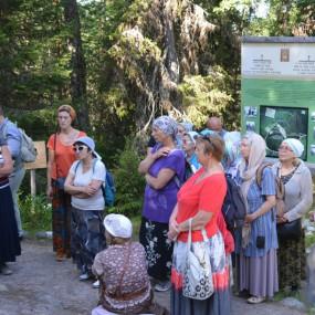Паломническая поездка на Соловки
