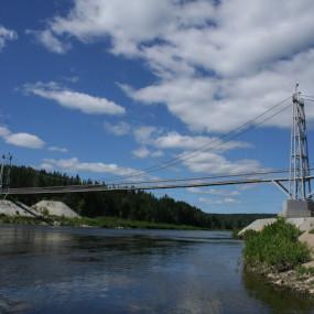 Байдарочный поход по реке Чусовой