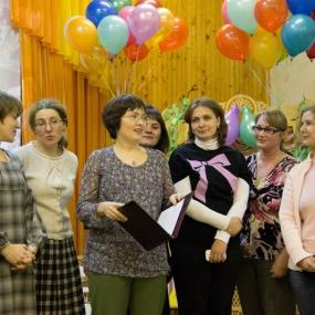 Юбилейный концерт в православной группе детского сада «Нам 10 лет»!