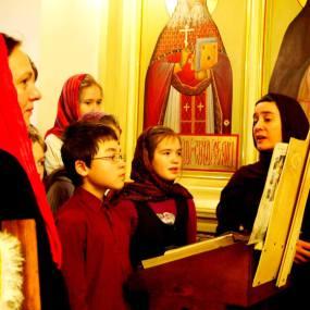 18 апреля приглашаем всех на детскую Литургию в Макарово!
