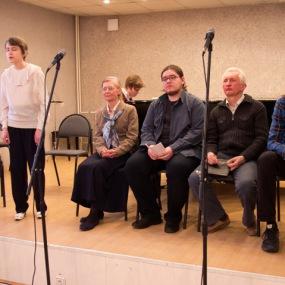 Литературно-музыкальный вечер, посвященный творчеству Сергея Есенина