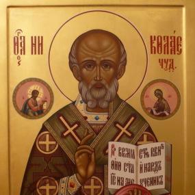 Престольный праздник храма в с.Макарово: память Святителя Николая Чудотворца