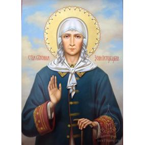 Блж. Ксении Петербургской (XIX)