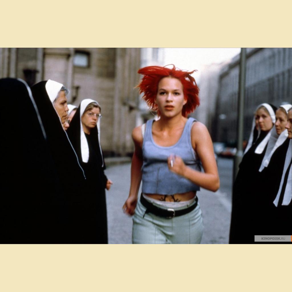 Кадр из фильма Беги, Лола, беги