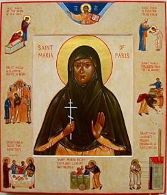 Мать Мария (Скобцова): Горячее сердце