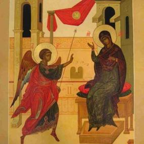 <b>7 апреля 2015 года</b> &#8212; Благовещение Пресвятой Богородицы.