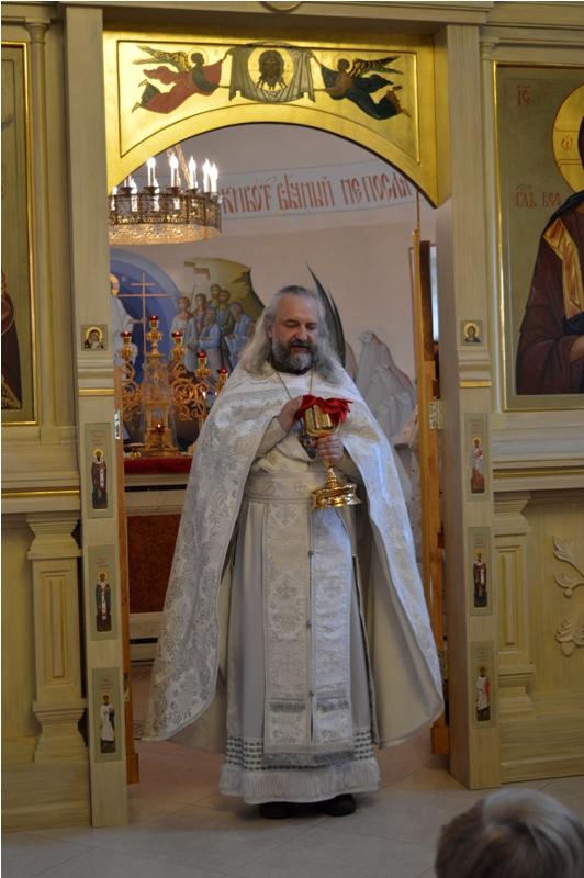 Пристольный праздник Храма Святителя и Чудотворца Николая (с.Макарово). 22 мая 2015 года.
