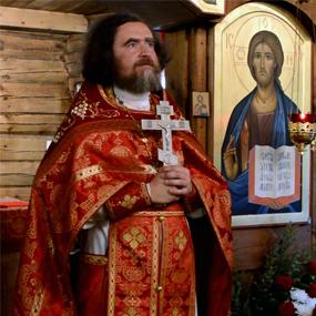Священника Андрей Федоров