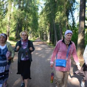 Паломническая поездка по святым местам Валаам - Коневец - С.-Петербург с 30.07 по 5.08.15 г.
