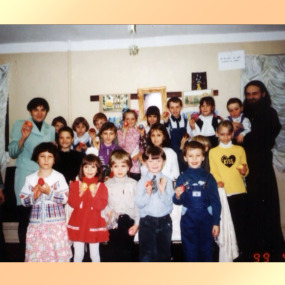 Фильм <b>«Неизвестная Черноголовка»</b> о Воскресной школе