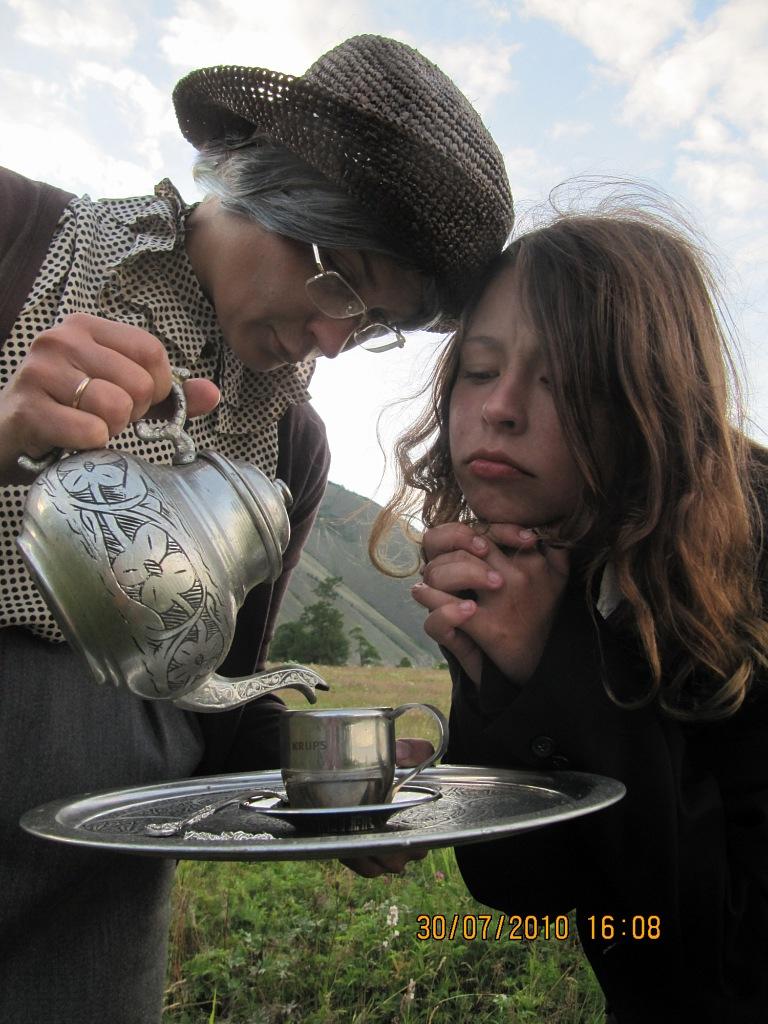 Фильм «Последняя экспедиция лорда Блэкли», 2010 год.