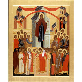 <b>14 октября 2015 года</b> — Покров Пресвятой Владычицы нашей Богородицы