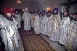 12 ноября 2000 года митрополит Крутицкий и Коломенский Ювеналий совершил великое освящение Свято-Никольского храма