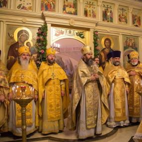Собрание духовенства Богородского благочиния