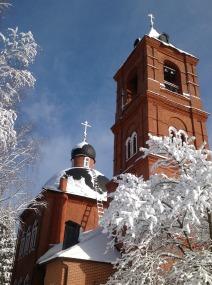 Храм Святителя и Чудотворца Николая (с.Макарово)