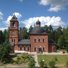 Храм Святителя и Чудотворца Николая (село Макарово).
