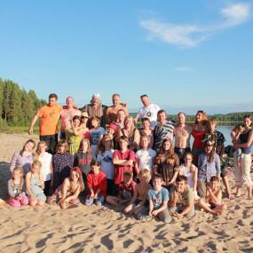 Фото и видео репортажи о походе на Кенозеро