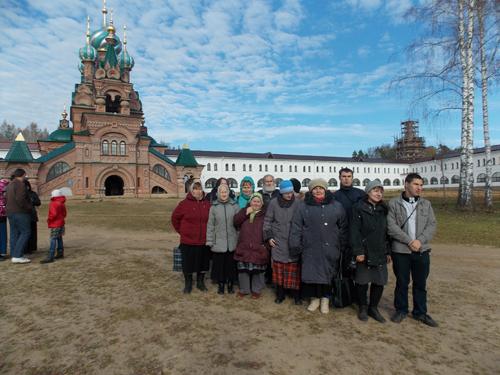 Поездка Милосердия в Николо-Сольбинский женский монастырь - 17.10.2015г.