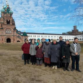 Поездка «Милосердия» в Николо-Сольбинский женский монастырь