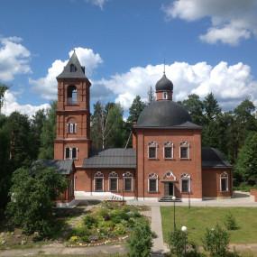 Свято-Никольский храм (с.Макарово)