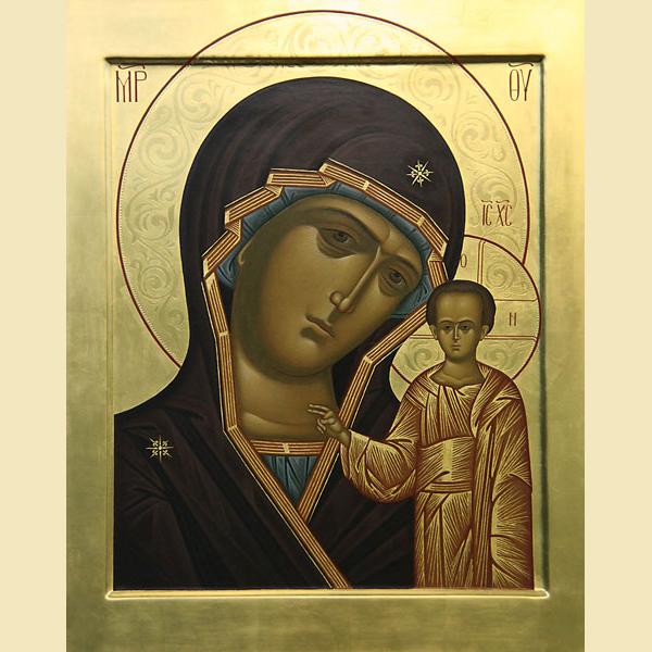 Икона Казанской иконы Божией