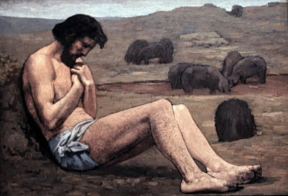 Пьер Пюви де Шаванн. «Блудный сын». 1872