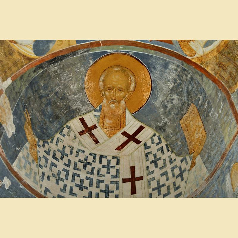 Икона «Святитель Николай архиепископ Мир Ликийских»