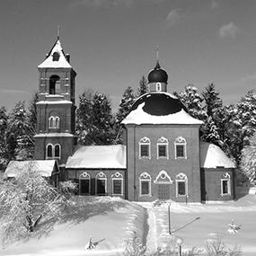 Свято-Никольский храм села Макарово