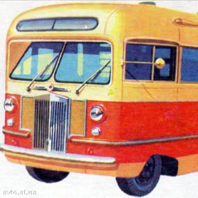 Автобус на Рождество