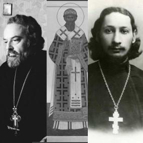 Свят.Филипп Московский, о.Павел Флоренский и о.Александр Мень