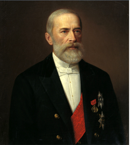 Николай Христианович Бунге
