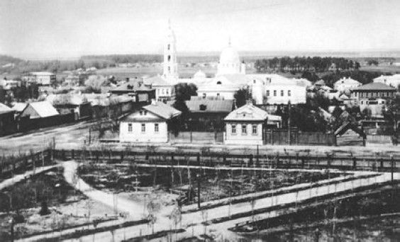 Московская губерния Богородский уезд