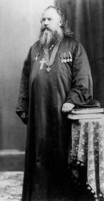 Священник Константин Голубев