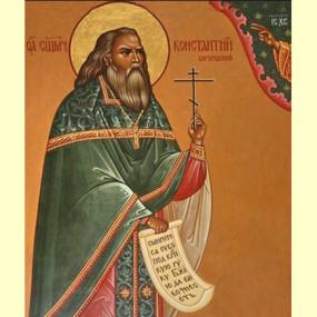 Священномученик Константин Голубев (Богородский)