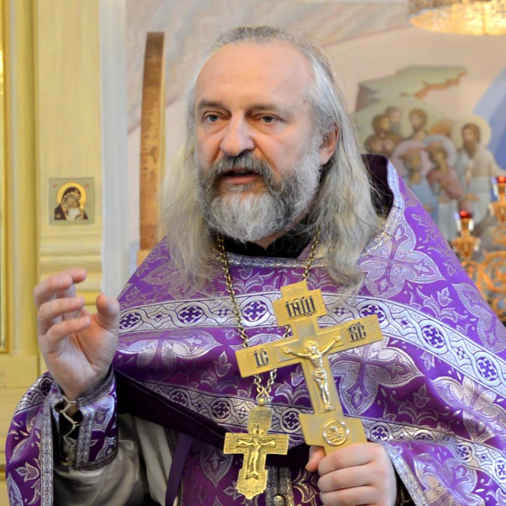Проповедь протоиерея Вячеслава Перевезенцева