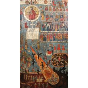 Икона «Страшный суд» (XVIII век, Львовский музей религии)