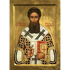 <b>27 марта 2016 года</b> &#8212; Свт. Григория Паламы, архиеп. Солунского