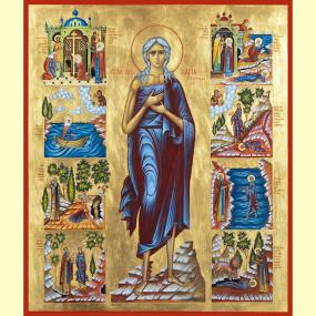 Митр. Антоний Сурожский. <b>Преподобная Мария Египетская.</b>