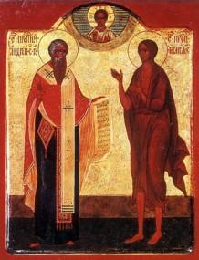 09-Андрей Критский и Мария Египетская