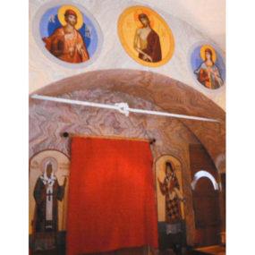 Росписи алтаря Свято-Никольского храма