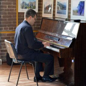 Концерт «Лики спокойствия» пианиста В.Ратнера